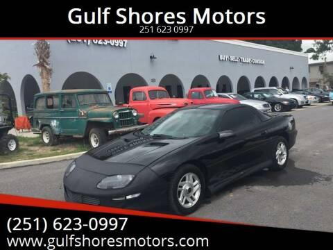 1995 Chevrolet Camaro for sale at Gulf Shores Motors in Gulf Shores AL
