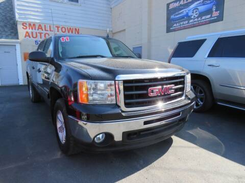 2011 GMC Sierra 1500 for sale at Small Town Auto Sales in Hazleton PA