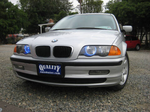 2001 BMW 3 Series for sale at Quality Auto Outlet in Vista CA