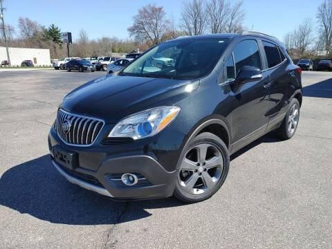 2014 Buick Encore for sale at Cruisin' Auto Sales in Madison IN