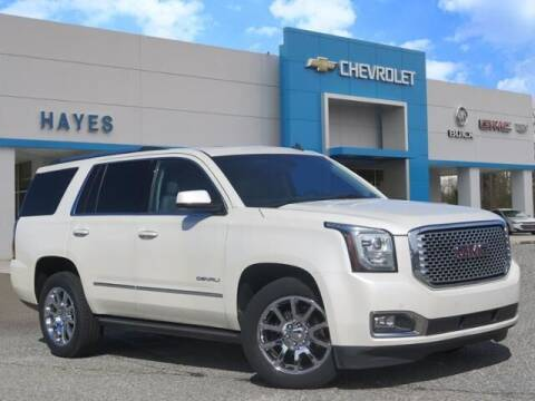 2015 GMC Yukon for sale at HAYES CHEVROLET Buick GMC Cadillac Inc in Alto GA
