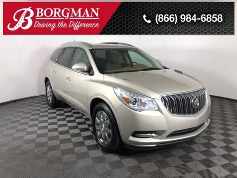 2016 Buick Enclave for sale at BORGMAN OF HOLLAND LLC in Holland MI
