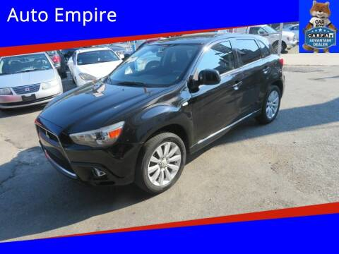 2011 Mitsubishi Outlander Sport for sale at Auto Empire in Brooklyn NY