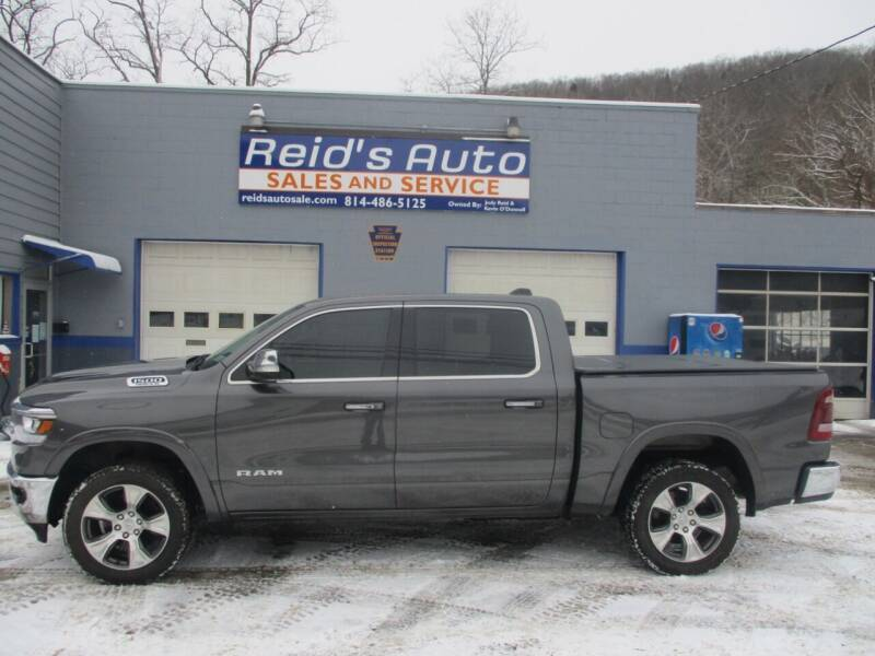 2019 RAM Ram Pickup 1500 for sale at Reid's Auto Sales & Service in Emporium PA