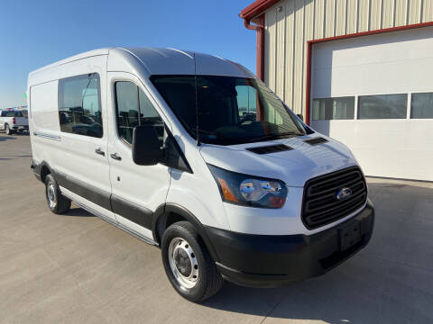 2019 Ford Transit Cargo for sale at SCOTT LEMAN AUTOS in Goodfield IL