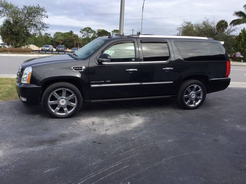 2009 Cadillac Escalade for sale at Second 2 None Auto Center in Naples FL