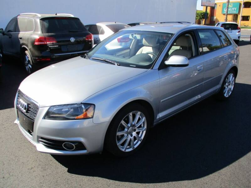 2011 Audi A3 for sale at Shoppe Auto Plus in Westminster CA