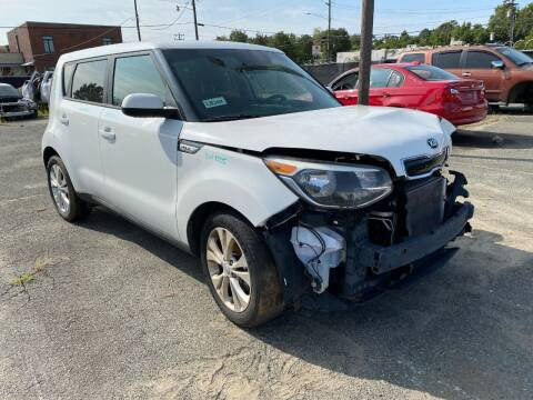 2015 Kia Soul for sale at ASAP Car Parts in Charlotte NC