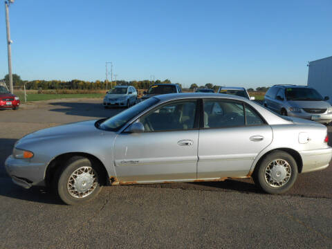 2002 Buick Century for sale at Salmon Automotive Inc. in Tracy MN