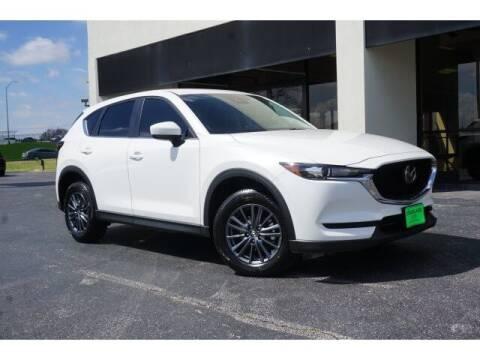 2020 Mazda CX-5 for sale at Douglass Automotive Group - Douglas Volkswagen in Bryan TX