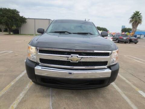 2011 Chevrolet Silverado 1500 for sale at MOTORS OF TEXAS in Houston TX