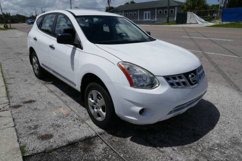 2013 Nissan Rogue for sale at J Linn Motors in Clearwater FL