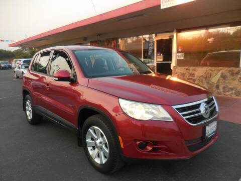 2009 Volkswagen Tiguan for sale at Auto 4 Less in Fremont CA