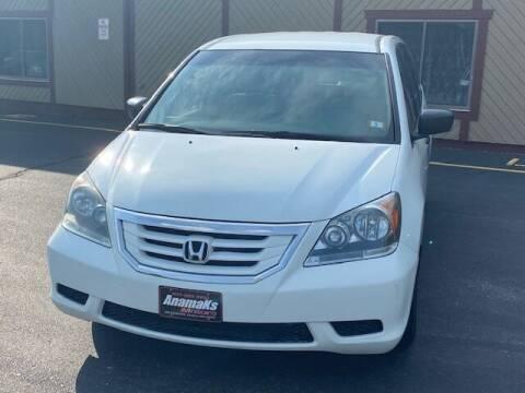 2008 Honda Odyssey for sale at Anamaks Motors LLC in Hudson NH