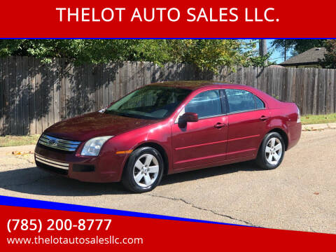 2006 Ford Fusion for sale at THELOT AUTO SALES LLC. in Lawrence KS