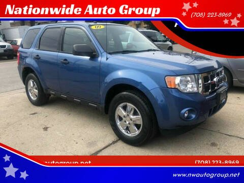 2009 Ford Escape for sale at Nationwide Auto Group in Melrose Park IL