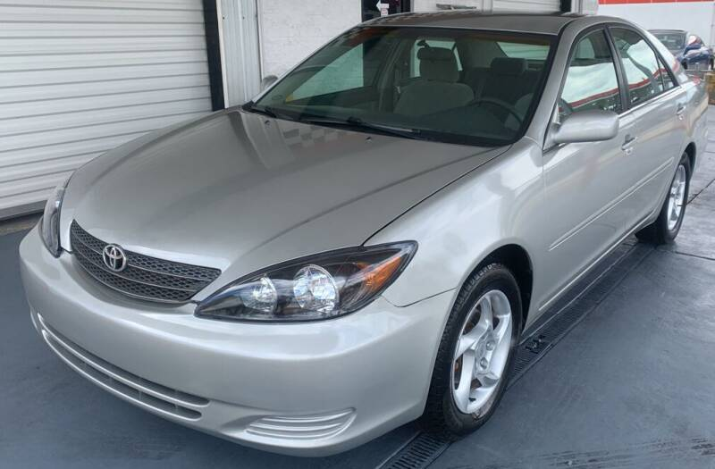 2003 Toyota Camry for sale at Tiny Mite Auto Sales in Ocean Springs MS