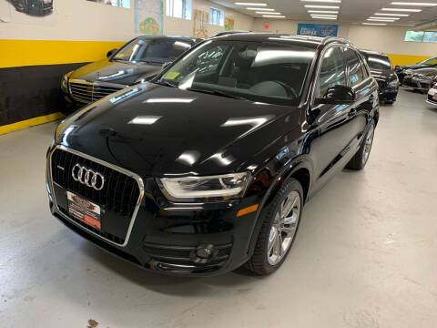 2015 Audi Q3 for sale at Newton Automotive and Sales in Newton MA