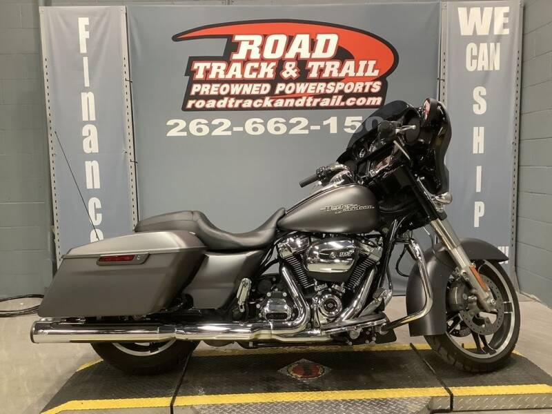 2017 Harley-Davidson® FLHXS - Street Glide® Spe for sale at Road Track and Trail in Big Bend WI