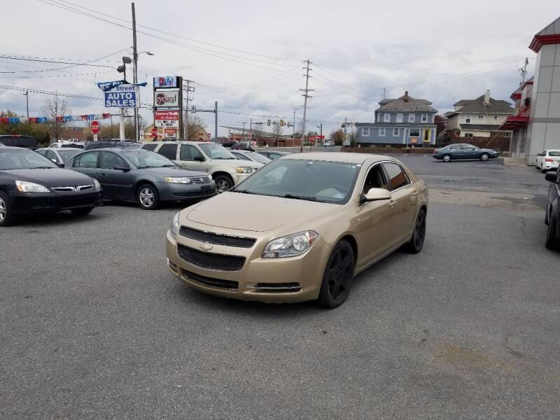 2008 Chevrolet Malibu for sale at 25TH STREET AUTO SALES in Easton PA