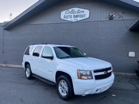 2009 Chevrolet Tahoe for sale at Collection Auto Import in Charlotte NC