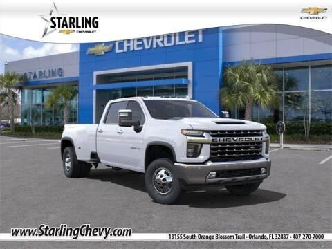2021 Chevrolet Silverado 3500HD for sale at Pedro @ Starling Chevrolet in Orlando FL