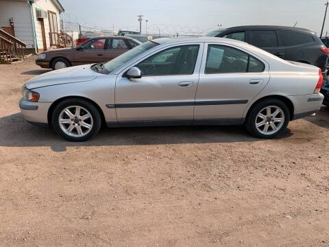 2001 Volvo S60 for sale at PYRAMID MOTORS - Fountain Lot in Fountain CO