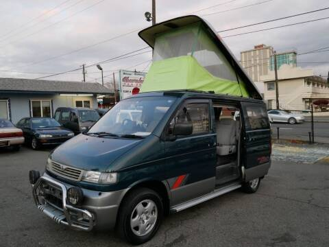 1995 Mazda Bongo Friendee CAMPER 4WD t-di for sale at JDM Car & Motorcycle LLC in Seattle WA