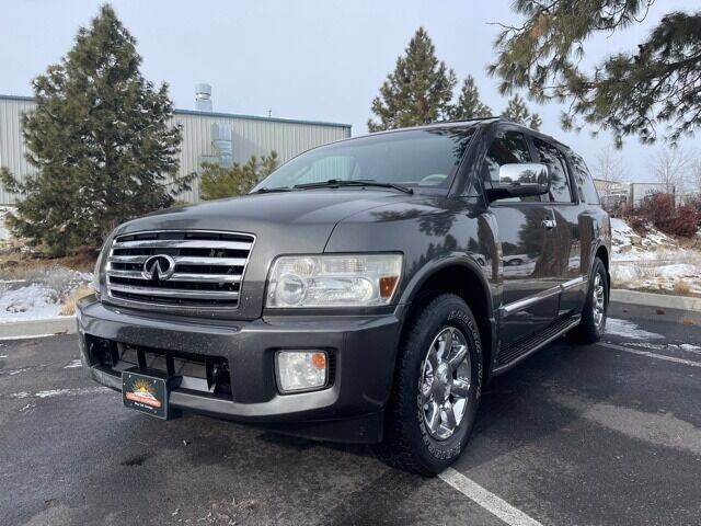 2006 Infiniti QX56 for sale at Parnell Autowerks in Bend OR