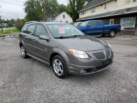 2008 Pontiac Vibe for sale at Motor House in Alden NY