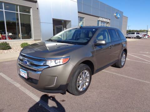 2013 Ford Edge for sale at Herman Motors in Luverne MN