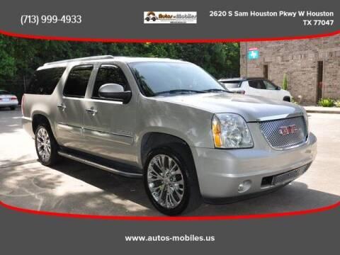 2008 GMC Yukon XL for sale at AUTOS-MOBILES in Houston TX