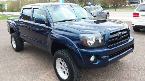 2007 Toyota Tacoma for sale at Sunrise Auto Sales in Stacy MN