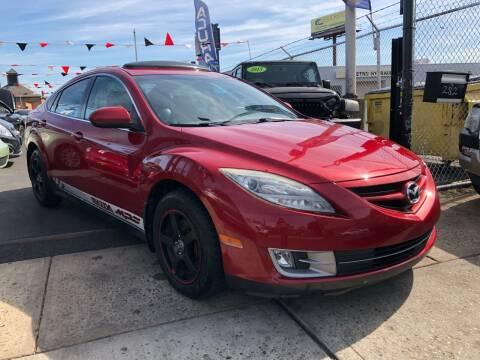 2010 Mazda MAZDA6 for sale at GW MOTORS in Newark NJ