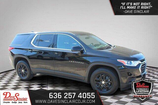 2020 Chevrolet Traverse for sale at Dave Sinclair Chrysler Dodge Jeep Ram in Pacific MO