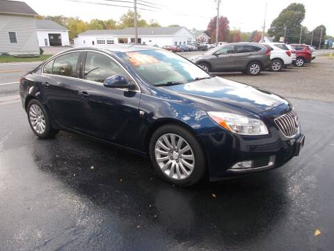 2011 Buick Regal for sale at Dansville Radiator in Dansville NY