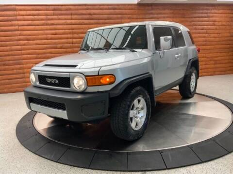 2007 Toyota FJ Cruiser for sale at Dixie Motors in Fairfield OH