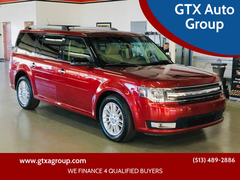 2016 Ford Flex for sale at GTX Auto Group in West Chester OH