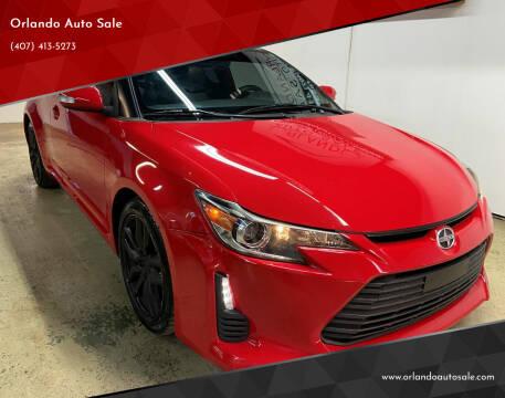 2014 Scion tC for sale at Orlando Auto Sale in Orlando FL