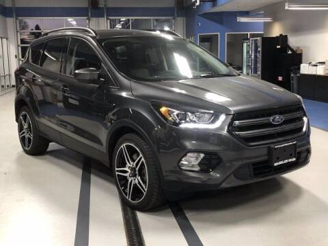 2019 Ford Escape for sale at Simply Better Auto in Troy NY