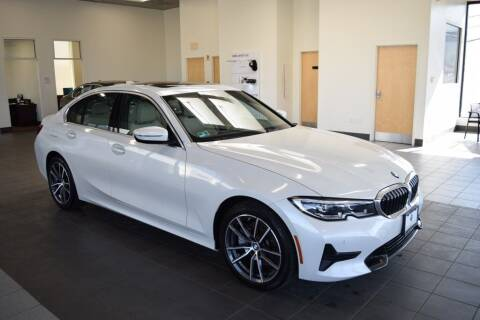 2020 BMW 3 Series for sale at BMW OF NEWPORT in Middletown RI