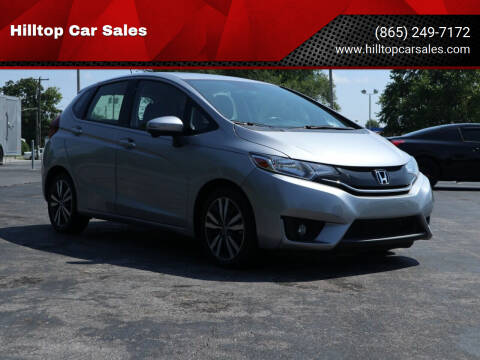 2017 Honda Fit for sale at Hilltop Car Sales in Knox TN