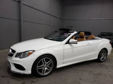 2016 Mercedes-Benz E-Class for sale at EA Motorgroup in Austin TX