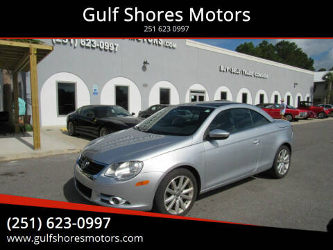 2010 Volkswagen Eos for sale at Gulf Shores Motors in Gulf Shores AL