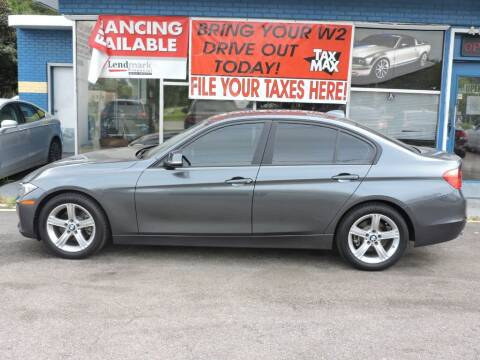 2014 BMW 3 Series for sale at Drive Auto Sales & Service, LLC. in North Charleston SC