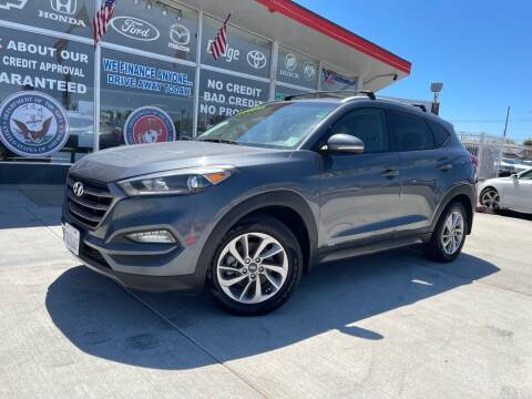 2016 Hyundai Tucson for sale at VR Automobiles in National City CA