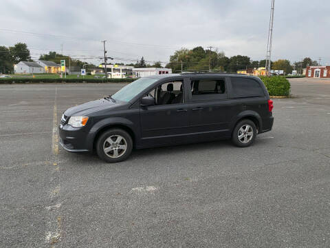 2012 Dodge Grand Caravan for sale at BT Mobility LLC in Wrightstown NJ
