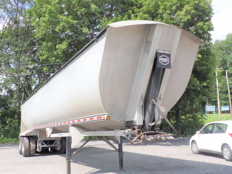 2015 MAC Mac Simizer for sale at Recovery Team USA in Slatington PA