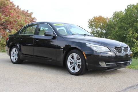 2010 BMW 5 Series for sale at Harrison Auto Sales in Irwin PA