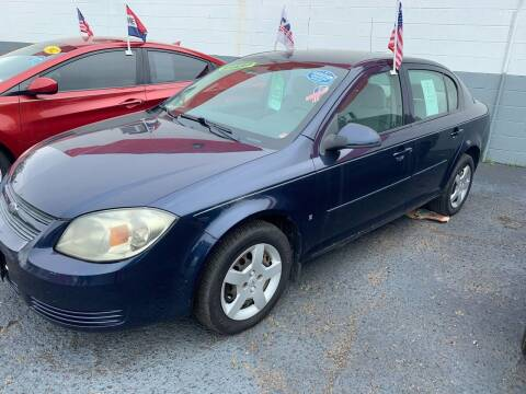 2008 Chevrolet Cobalt for sale at L&T Auto Sales in Three Rivers MI